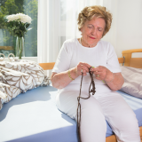 Pflegebodys für mobile Patienten