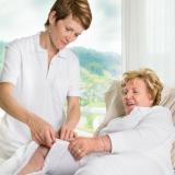 Pflegebodys für immobile Patienten