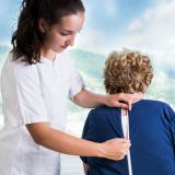 NOFLAME Pflegebodys für immobile Patienten